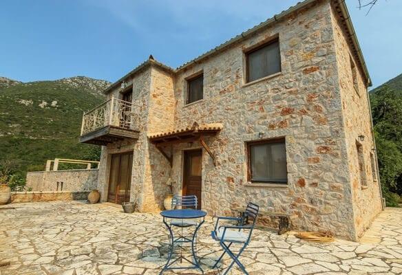 152   Sea View Villa in Poulithra