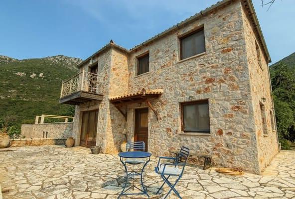 152 | Sea View Villa in Poulithra