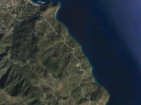 70 | Unique Sea Front Land at Pera Melana, Tyros, East Peloponnese